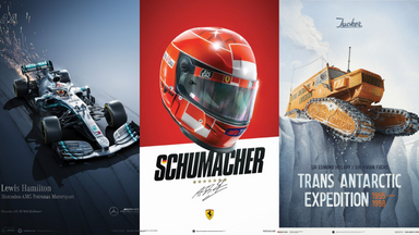 the best motorsport posters - Behind The scene at Automobilist posters making process