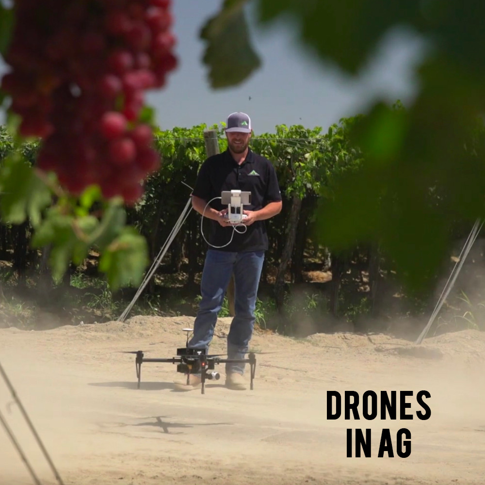 American Grown: My Job Depends on Ag - Drones