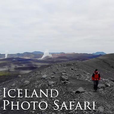 Iceland Photo Safari - Sneak Peek - Outside Beyond the Lens