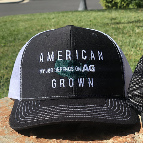 Black American Grown: My Job Depends on Ag Hat