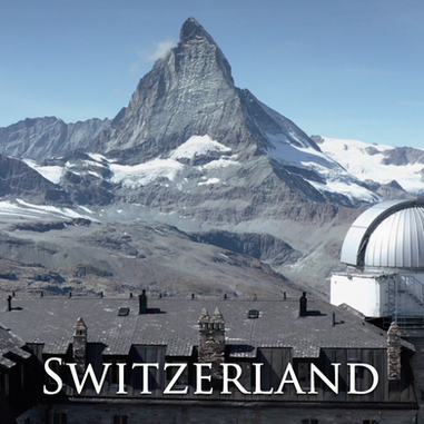 Outside Beyond the Lens - Switzerland
