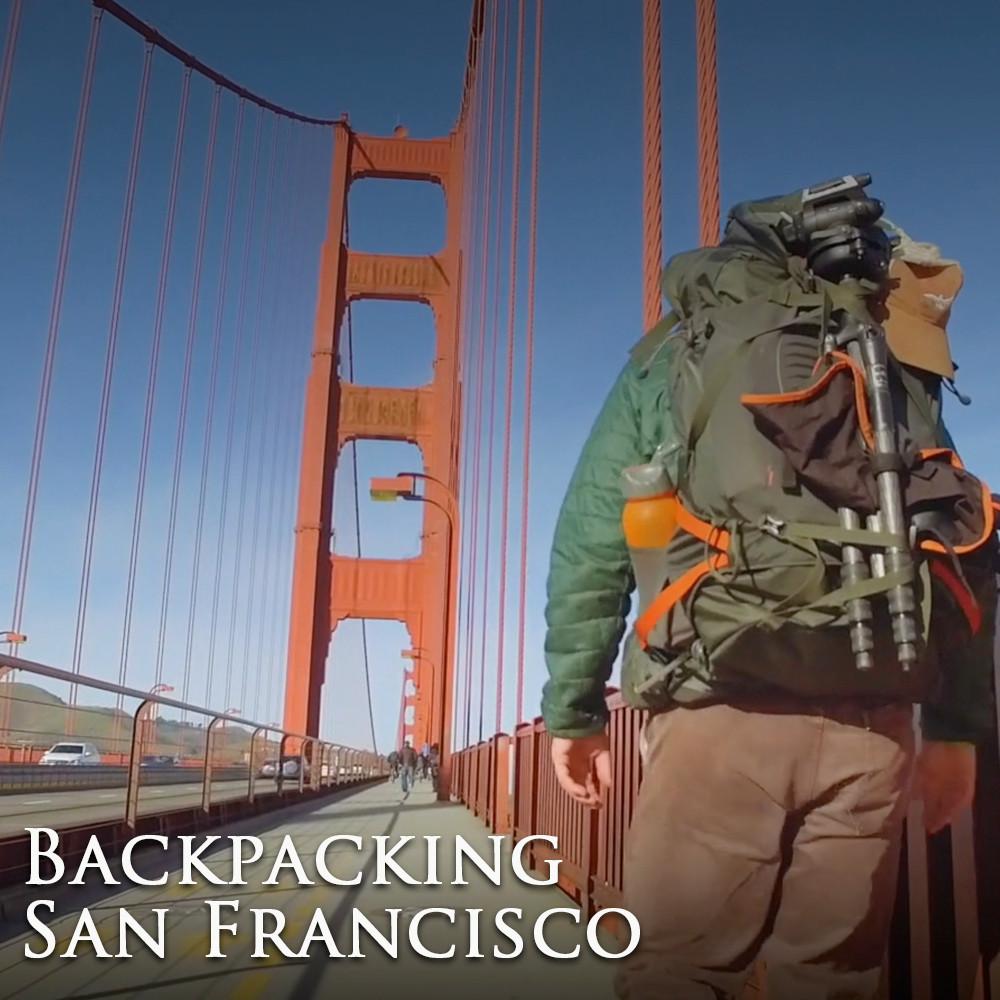 Outside Backpacking San Francisco Season 1