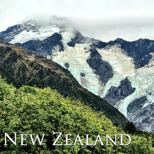 Outside Beyond the Lens - New Zealand