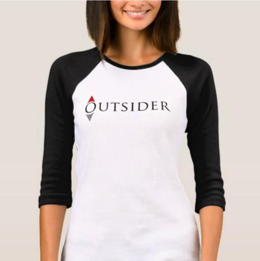Women's Outsider Baseball Shirt