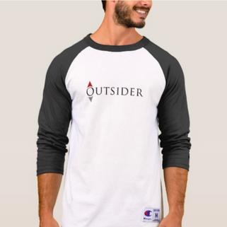 Mens Outsider's Hipster Long Sleeve