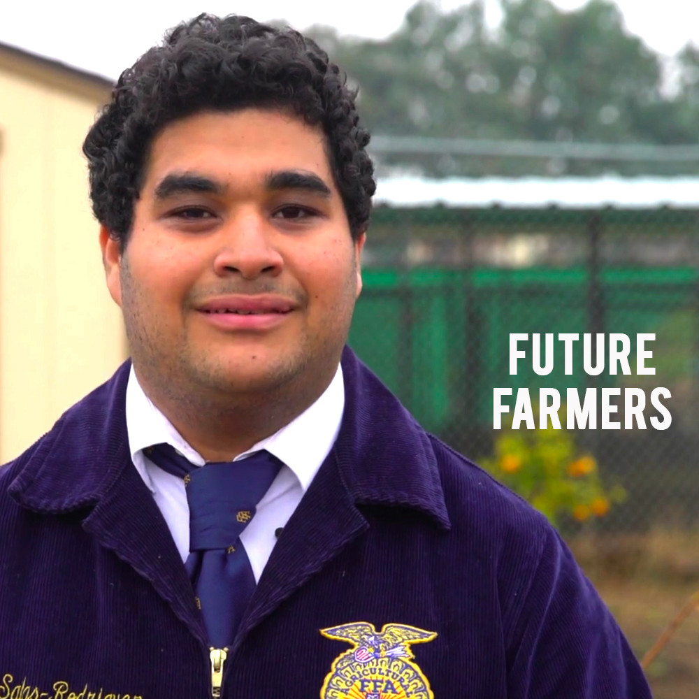 American Grown: My Job Depends on Ag - Future Farmers