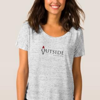 Outsiders Women's Boyfriend Tee