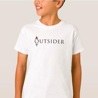 Kids Outsider Tee