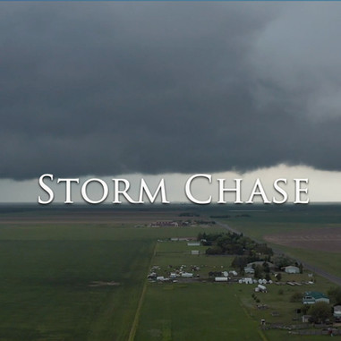 Outside Beyond the Lens - Storm Chasing in Tornado Alley
