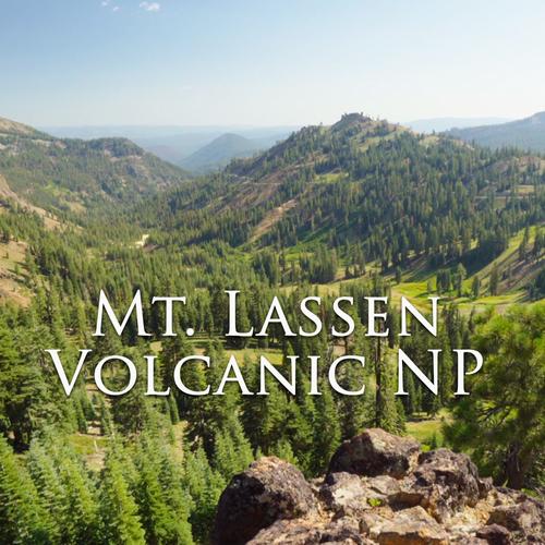 Mt. Lassen Volcanic National Park