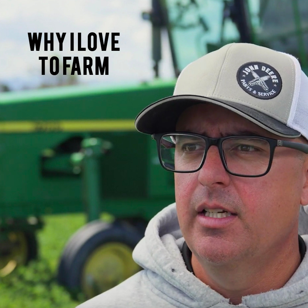 American Grown: My Job Depends on Ag - Why I love to Farm