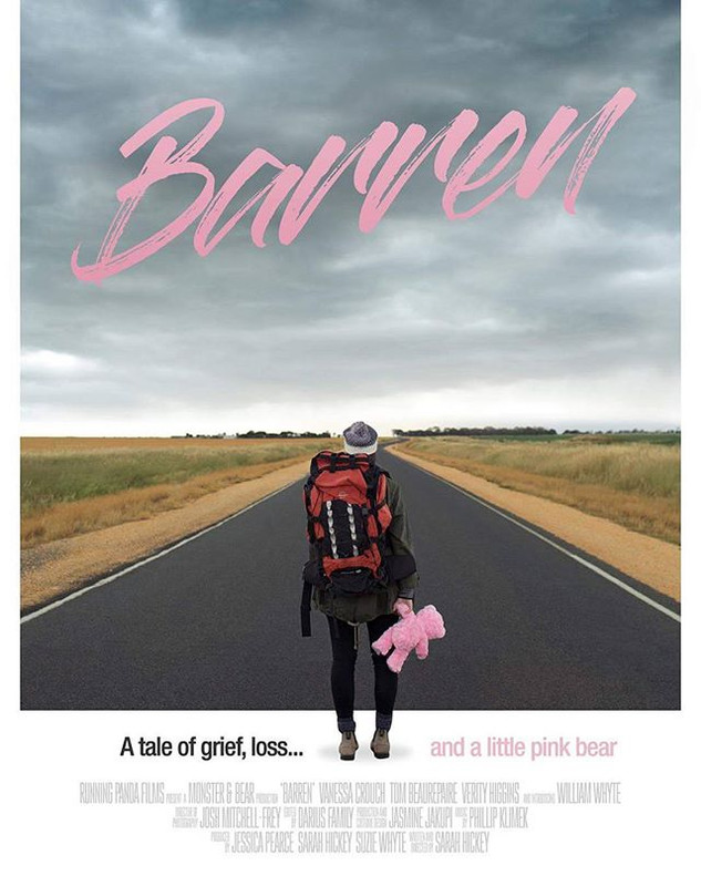 Barren Official Poster