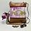 Thumbnail: Sweet Pea Notebook Bag I