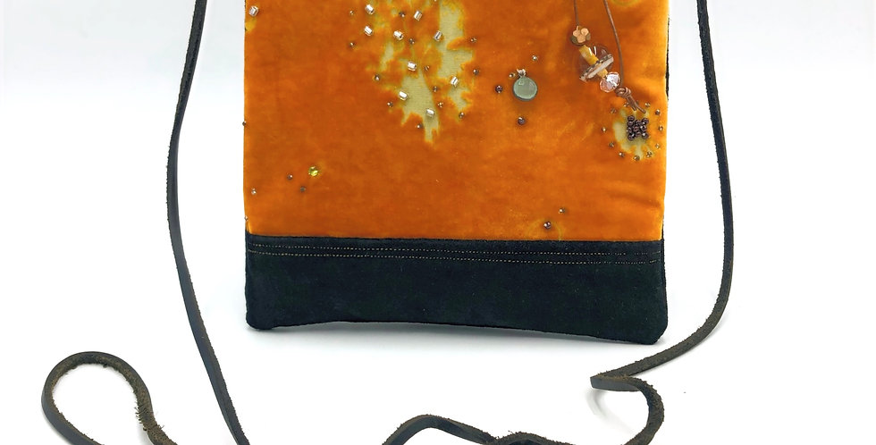 Helianthus Small Notebook Bag