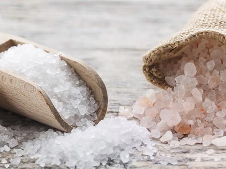 Wie viel Salz ist noch gesund?