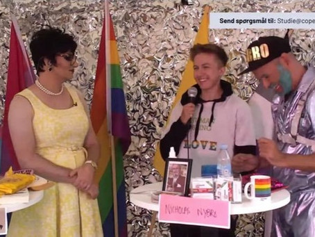 My visit at Copenhagen Pride
