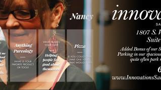 Meet NANCY.