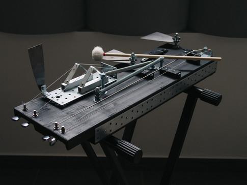 Handmade Sound Design Instrument