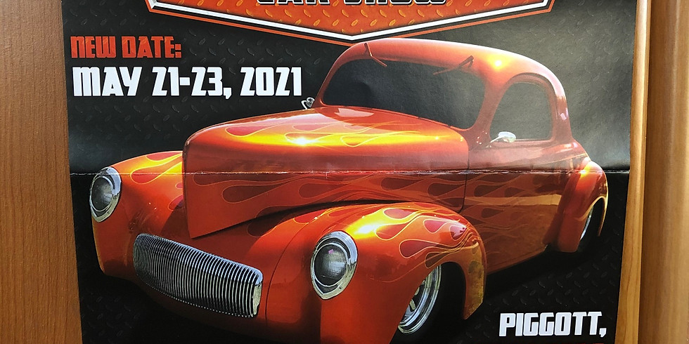 Piggott Heritage Car Show