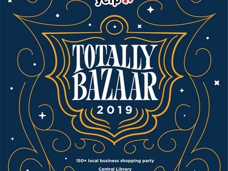We're Headed to the YELP Indy Business Bazaar 2019!