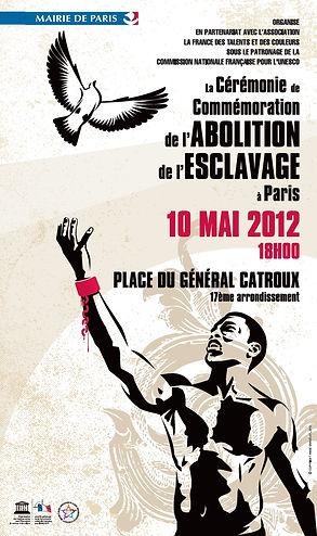 Cérémonie Commémoration Abolition Esclavage