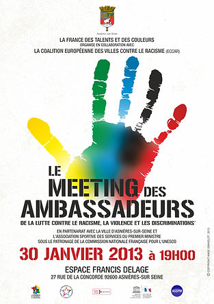 Le Meeting des Ambassadeurs