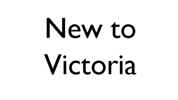 New to Victoria Annual Membership