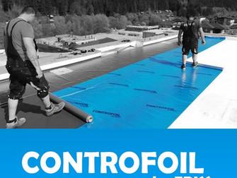 CONTROFOIL vo viac ako 90 000 m2 striech