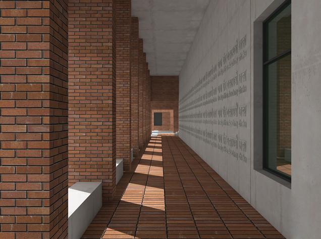 Common Corridor View