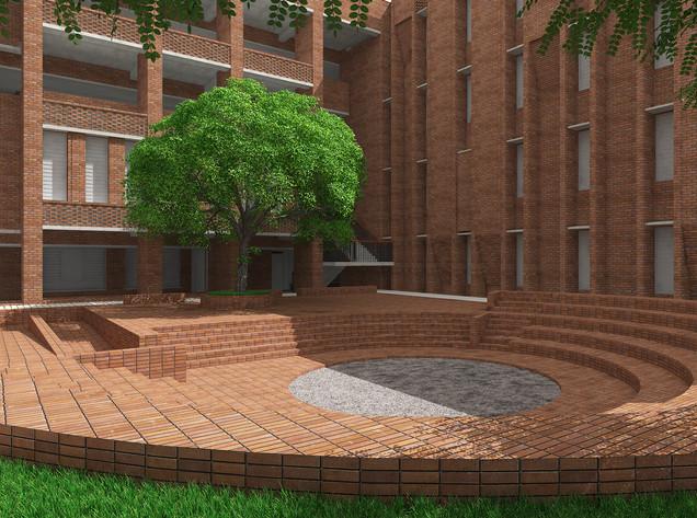 Central Courtyard
