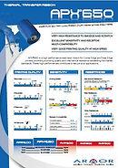 APX 650 Data Sheet
