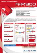 AXR 900 Data Sheet
