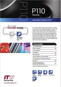 ITW P110 Data Sheet