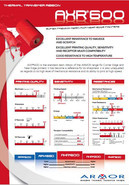 AXR 600 Data Sheet