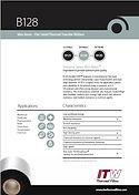ITW B128 Data Sheet