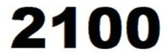 ZEBRA 2100