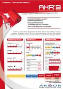 AXR 9 Data Sheet