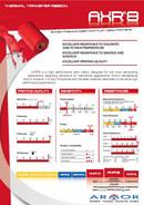 AXR 8 Data Sheet