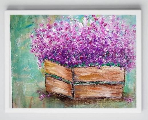 ארגז פרחים