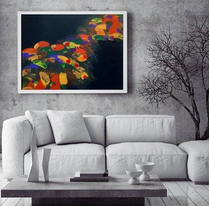 סערה של צבעים