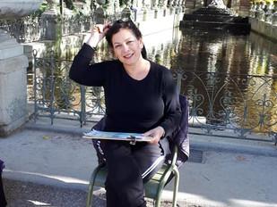 עם שלמה ארצי בפריז