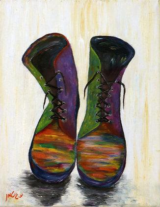 נעליי שמחות