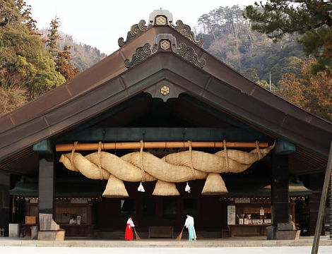 Izumo-Taisha-Grand-Shrine-Shimane-Prefec