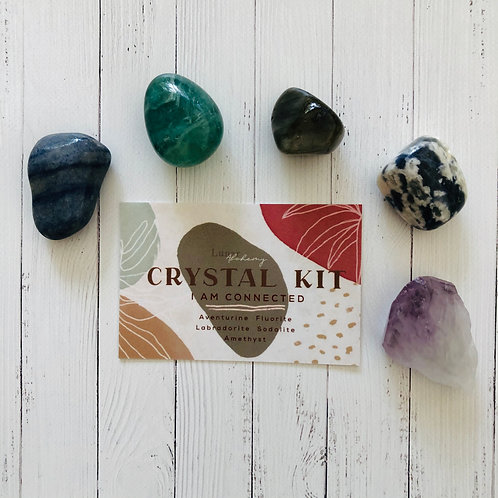 I am connected Crystal Kit