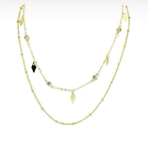 Goddess Collection Sabra Necklace
