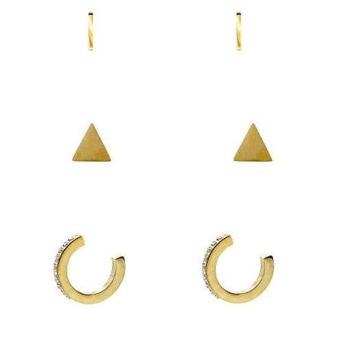 Goddess Collection piper earring set