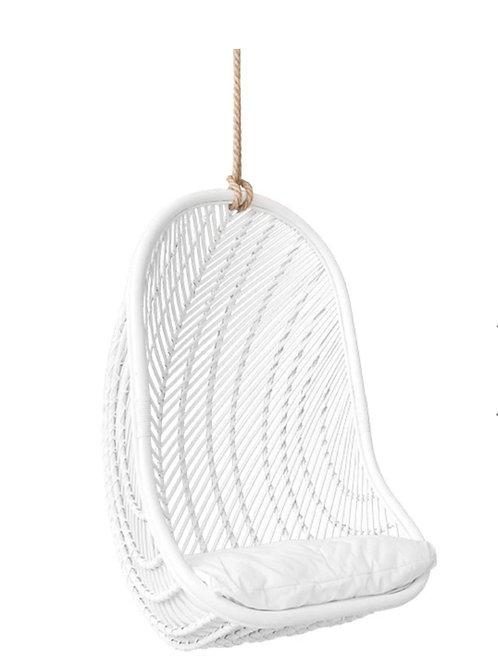 Uniqwa White Hanging chair