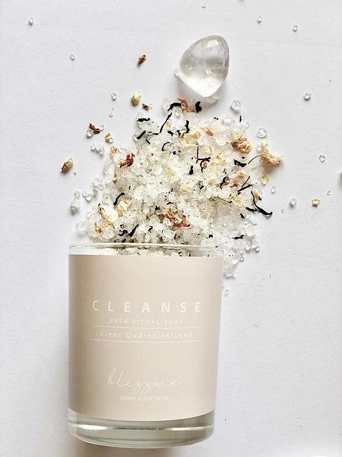 Bliss Me Cleanse Bath Ritual