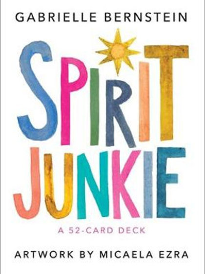 Spirit Junkie Card deck
