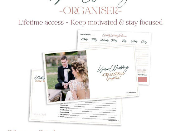 Wedding Organizer Printable+BONUS